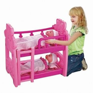 Doll Bunk Beds · Online Item# 0000000097013 · SKU# 100448432 · Price $17.00 Mills Fleet Farm 877-633-7456 Monday-Friday [7am - 6pm] Central Standard Time