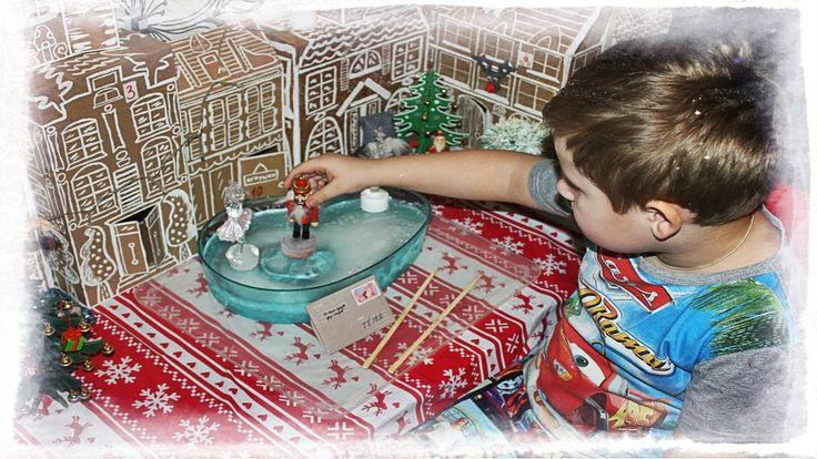 Новый год Адвент календарь  Щелкунчик