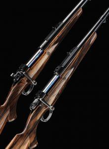 Rigby Big Game  Rigby/Mauser  375HH, 416 & 450 Rigby  w/ Grade 5 wood    $13,558 USD.
