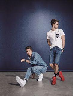 Chic e Fashion: Riachuelo lança moletom jeans
