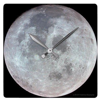 Charming Ideas Large Rustic Clock. GOD S VIEW  2 SQUARE WALL CLOCK customized designs The 25 best Wall clock decor ideas on Pinterest Big clocks