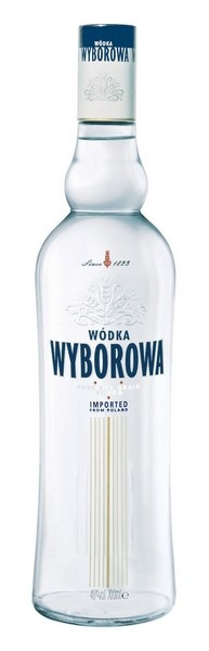 Best Brands of Polish Vodka - My vote