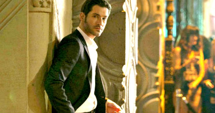 First Look at DC's 'Lucifer' TV Show Starring Tom Ellis -- Tom Ellis takes the lead in 'Lucifer' based on the DC Vertigo supernatural comic book, which has a series order at Fox. -- http://movieweb.com/lucifer-dc-tv-series-photo-tom-ellis/