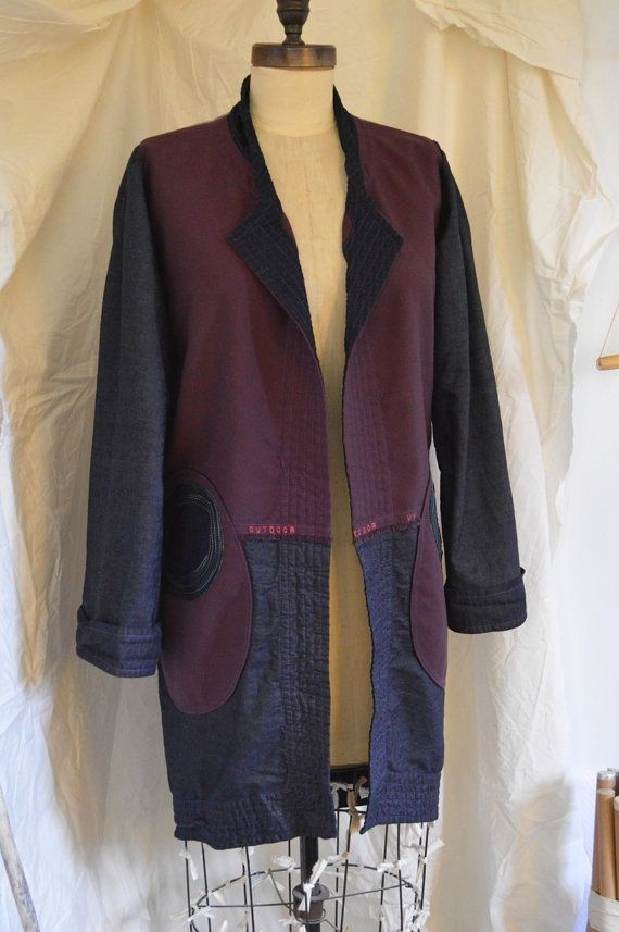 handmade pretty bruise jacket