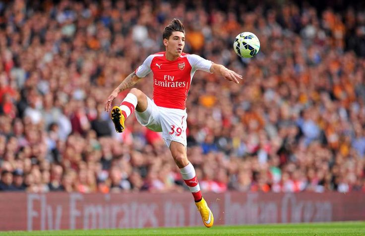 Hector Bellerin of Arsenal FC