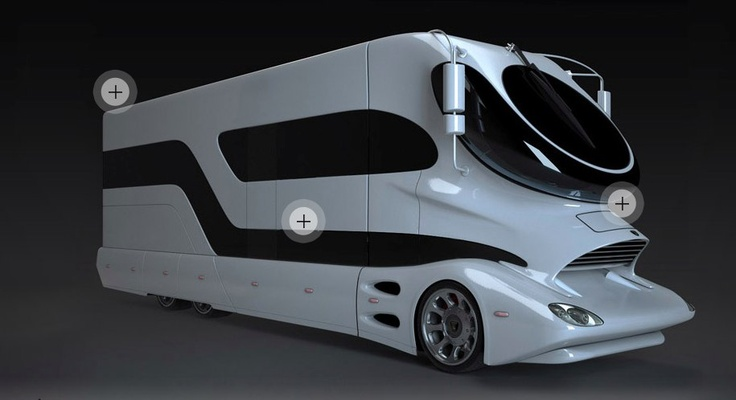 Marchi Mobile - ridiculous luxury RV