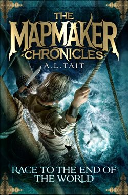 The Mapmaker Chronicles series by A. L. Tait
