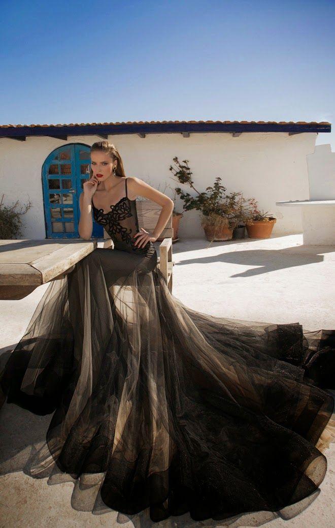 MoonStruck   Stunning Evening Dress Collection By Galia Lahav