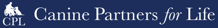 Logo for Canine Partners for Life