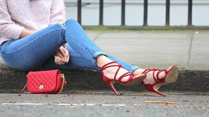 Sepatu High Heels Murah - Duh! 3 Alas Kaki Hak Tinggi Ini Bikin Baper Nih…