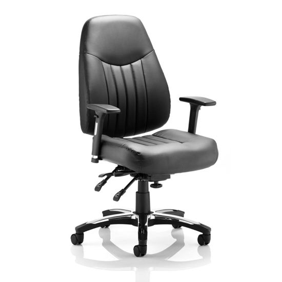 barcelona delux leather ergonomic ofice chair home office furniture