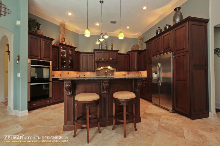 24 best images about custom dream kitchen remodeling on for Zelmar kitchen designs