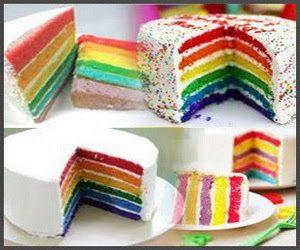 resep cara membuat rainbow cake http://resepjuna.blogspot.com/2016/06/resep-rainbaow-cake-lembut-kukus-juna.html masakan indonesia