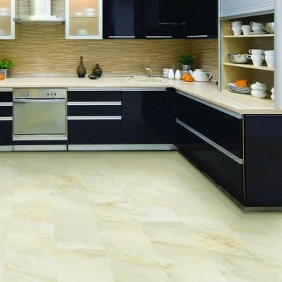Allure 12 In X 36 Livorno Onyx Vinyl Tile Flooring 24 Sq Ft Case