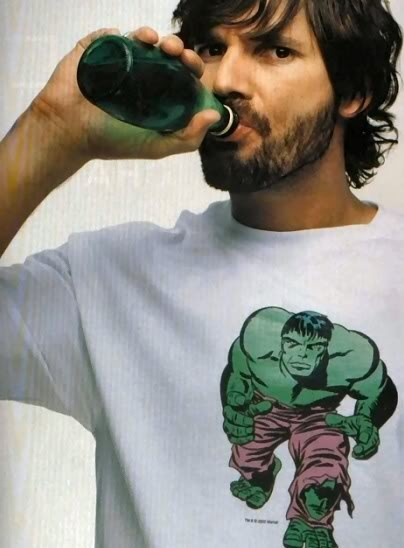 Eric Bana. The best Hulk!
