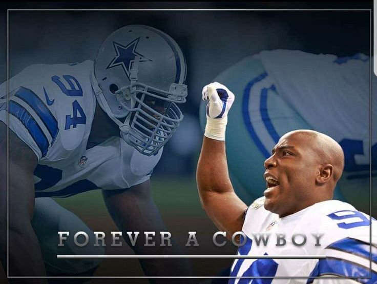 Demarcus Ware signed a one day contract to retire as a Cowboy! ☆Always A COWBOY☆ #NFLFootballBoys