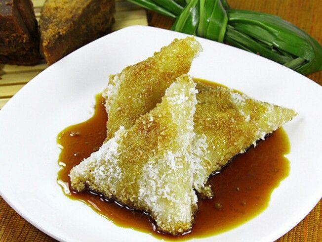 Kue Basah Lupis - Sumatra Utara