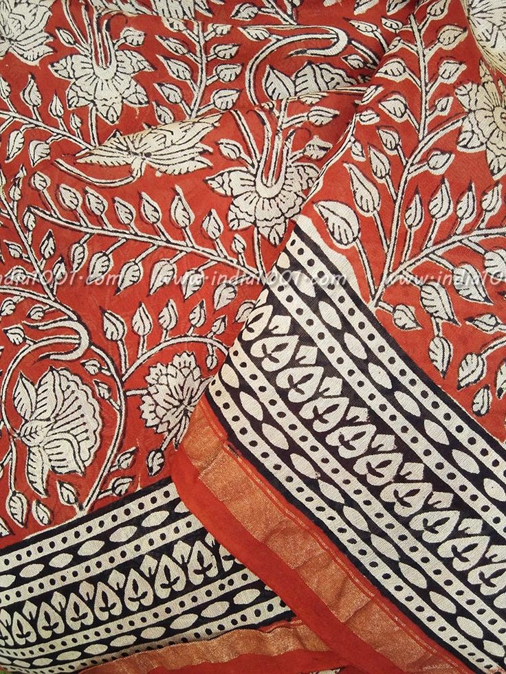 Elegant Chanderi Saree with Bagru Block Printing