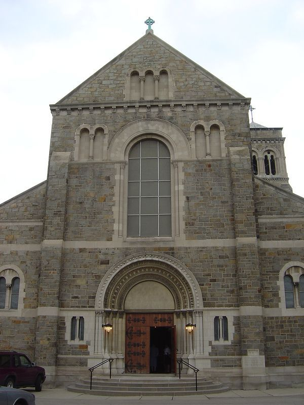 St Marys Of Redford Parish Detroit Where I Have Been
