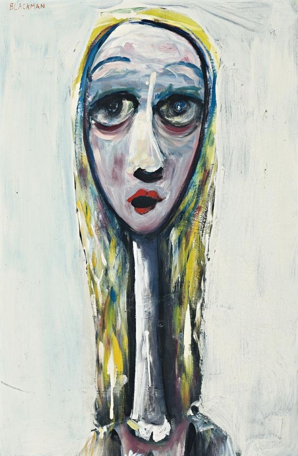 My ABSOLUTE favourite artist - Charles Blackman - Alice