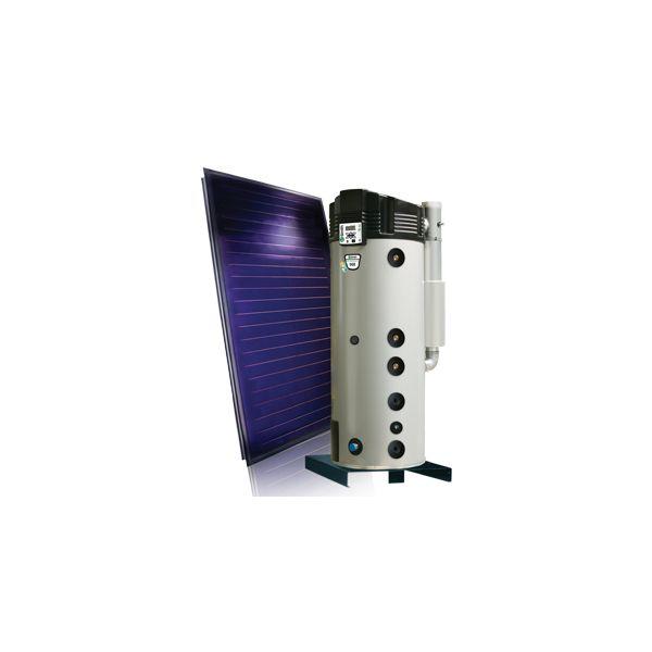 De HR-condenserende gas-zonneboiler van A.O. Smith hebben een nominaal vermogen van 31,0 tot 121,8 kW en een energielabel van A tot A+++.
