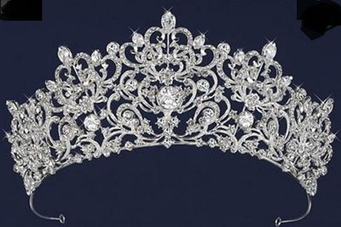 Affordable Elegance Bridal - Royal Scroll Silver or Gold Rhinestone Wedding and Quince Tiara, $144.98 (http://www.affordableelegancebridal.com/royal-scroll-silver-or-gold-rhinestone-wedding-and-quince-tiara/)