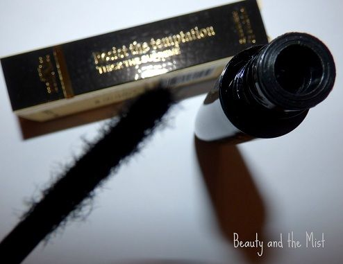 Beauty and the Mist - everything about beauty: Using a 3D Fiber Mascara for the First Time