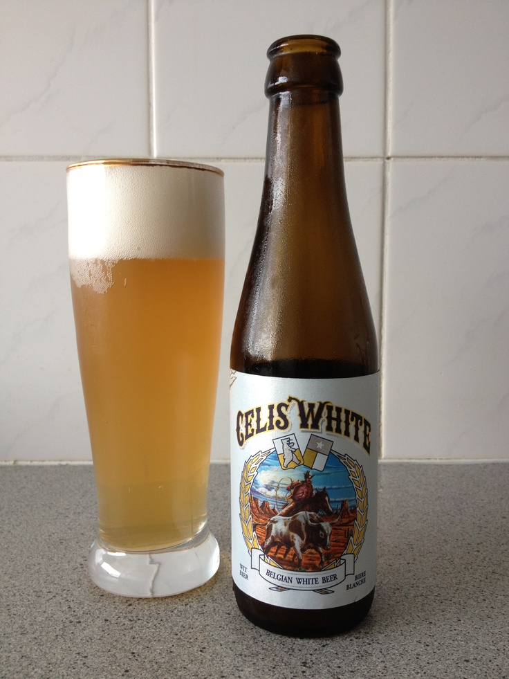 Celis White i heard this is the original hoegaarden how it used to be