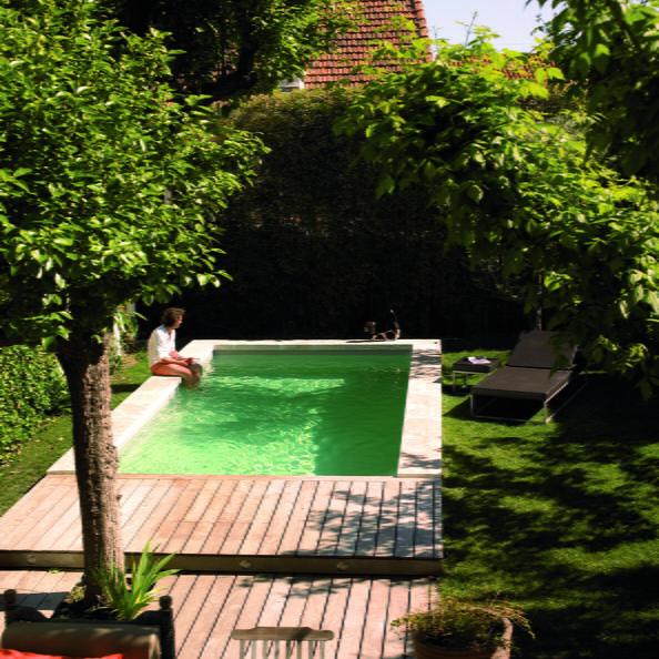 Les 25 meilleures id es de la cat gorie liner piscine sur for Piscine 6x3 coque