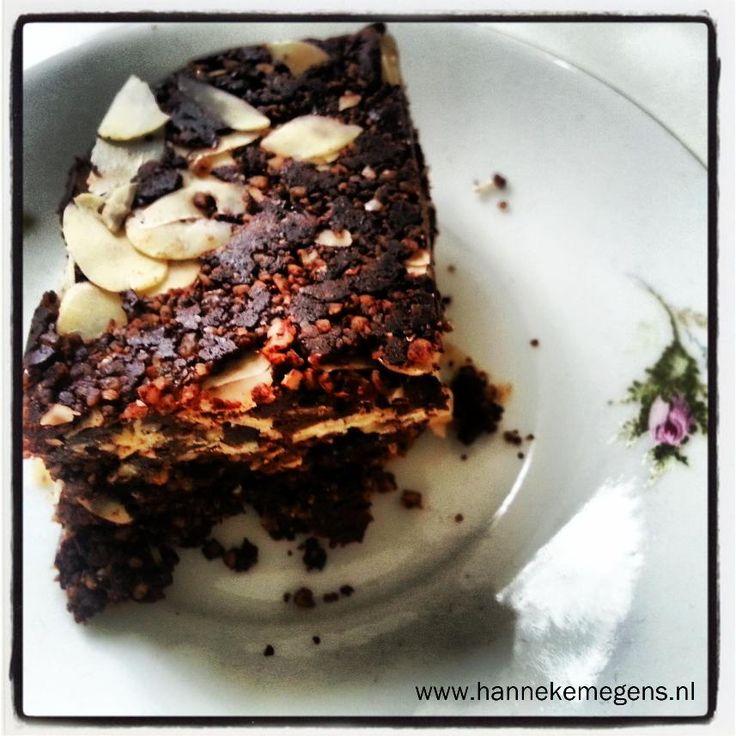 Gezond recept brownies