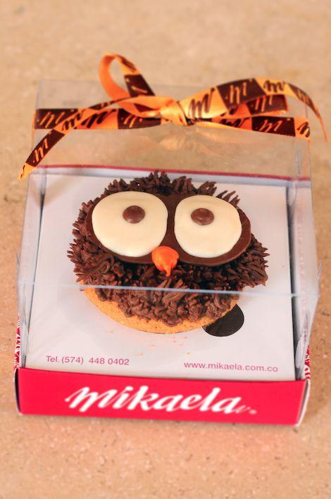 Cupcake de temporada  en caja