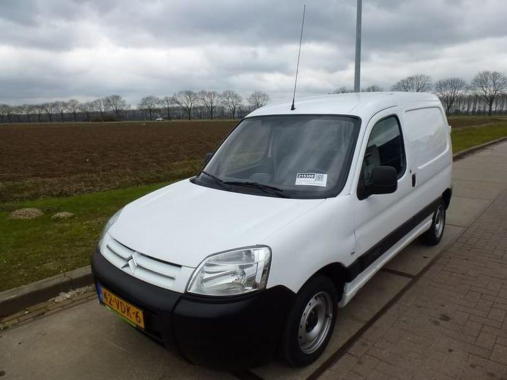 For sale: Used and second hand - Van CITROEN Closed Van BERLINGO 1.9D