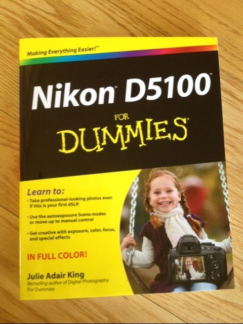 Nikon D5100 for Dummies Book Review - News - Bubblews