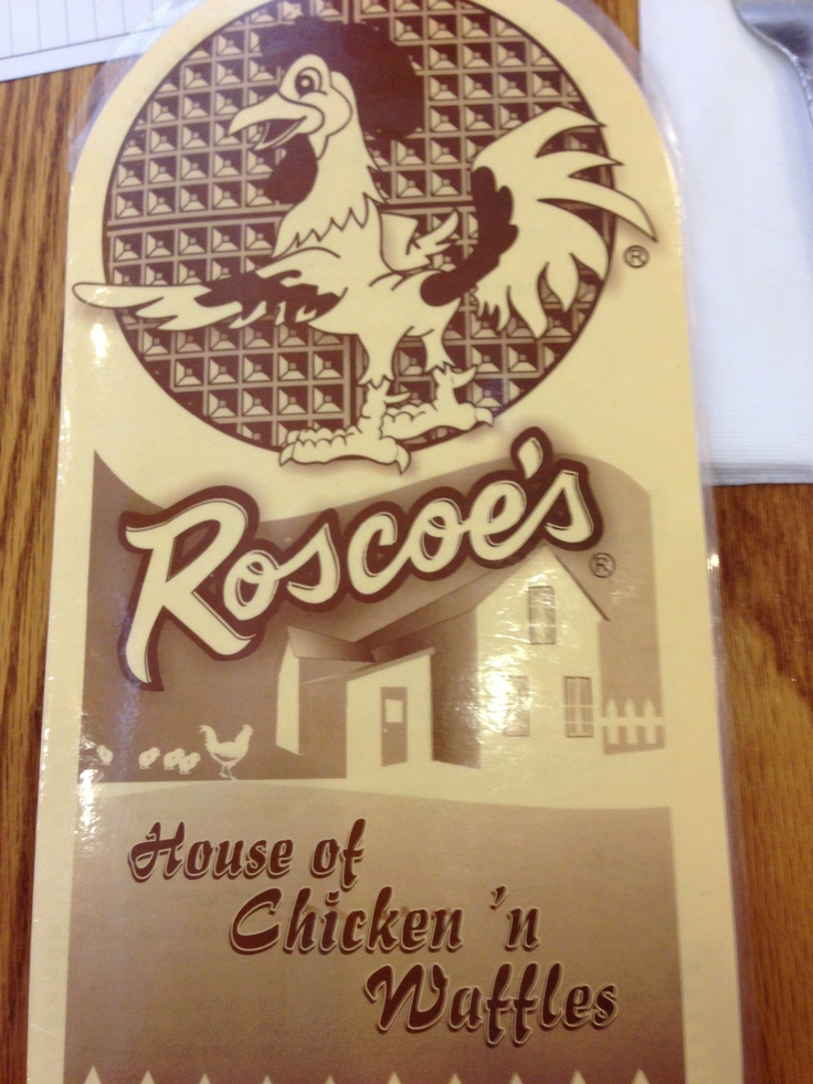 Does anyone know the waffle recipe to Roscos Chicken and ...