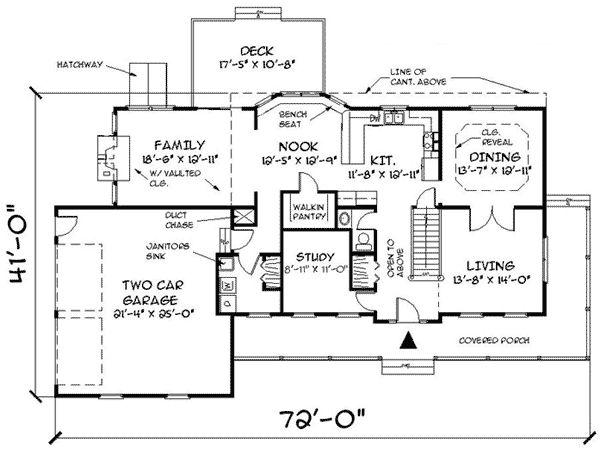 Old Farmhouse Floor Plans - http://homedecormodel.com/old-farmhouse-floor-plans/