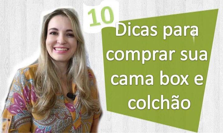 Vídeo: 10 dicas para comprar sua cama box e colchão!