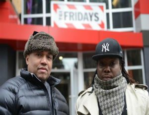 A TGI Fridays eatery in Manhattan is facing a lawsuit after ten black former employees claim they were fired and replaced with workers, mostly Hispanic, of a lighter skin complexion. The restaurant closed its Midtown location and opened about a block away. Only one of the black employees was ...