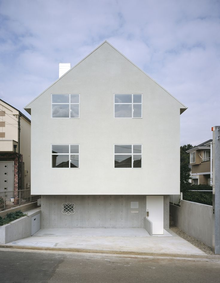 Aoki Jun: House N — Thisispaper — What we save, saves us.