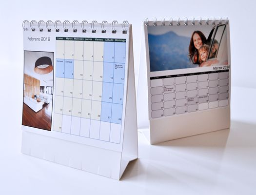 CALENDARIOS | Fotolibros y Photobooks Premium - Fábrica de Fotolibros