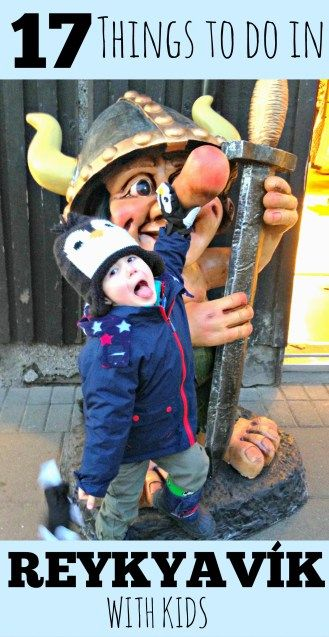 17 Things To Do In Reykyavík With Kids