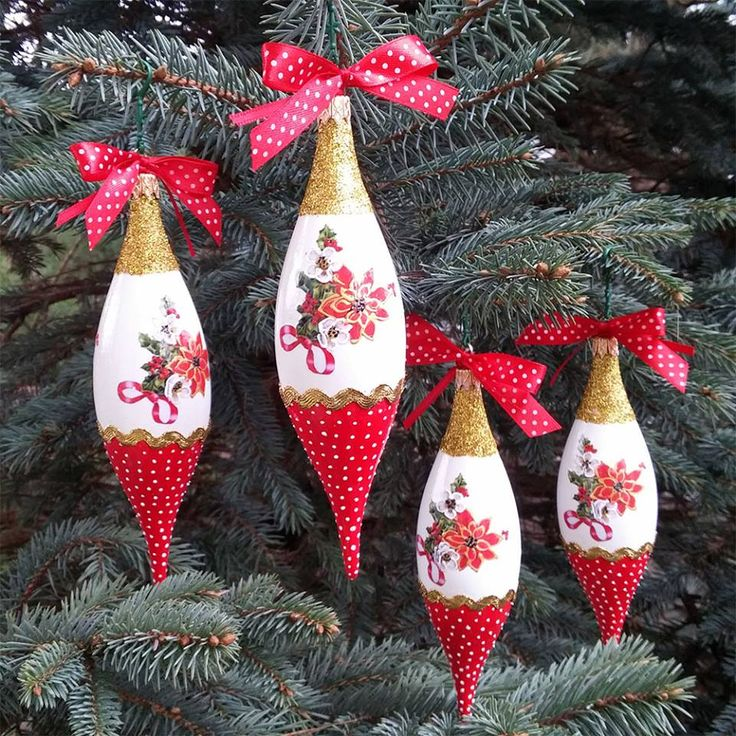17 Best Images About Decoupage Christmas On Pinterest