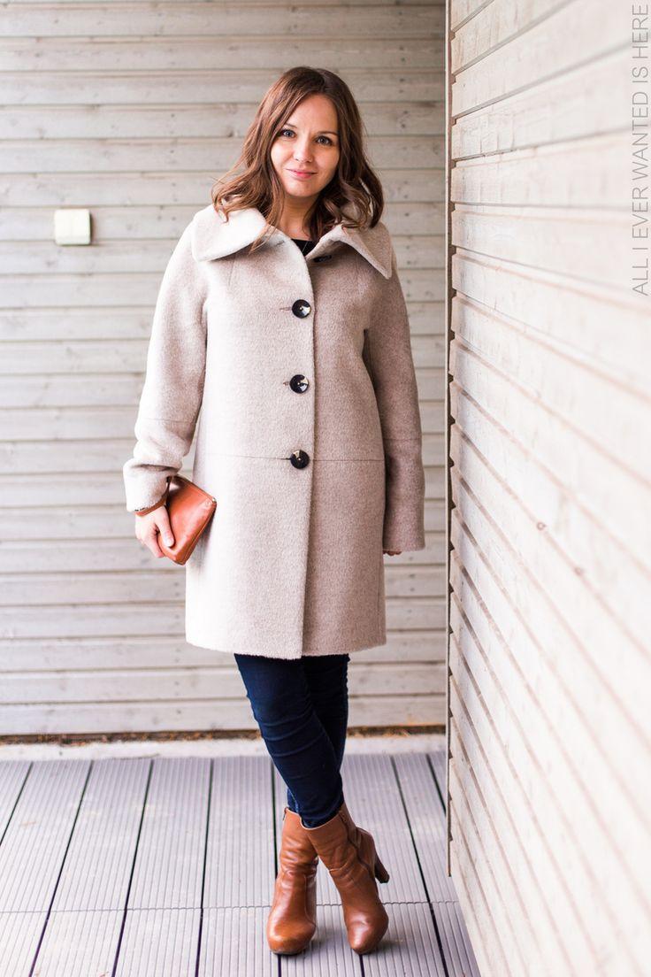 Dixi Coat Karla