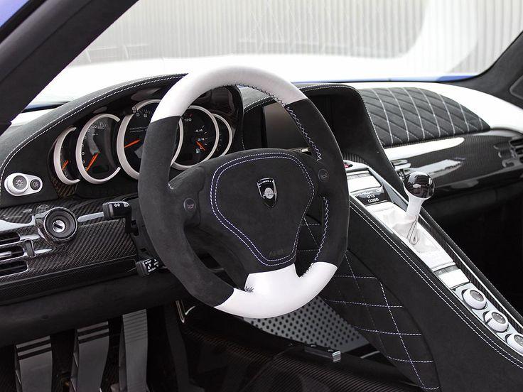 Gemballa Mirage GT Matt Edition Mclaren sports car, Car