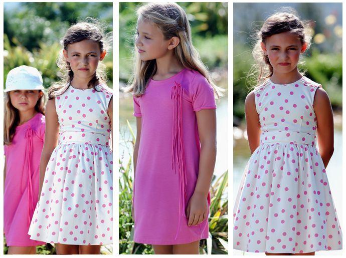 Bu yazın en çok satan 2 elbisesi! Fuşyaları gözalıcı ama diğer renkleri de birbirinden canlı!  http://www.lialea.com/