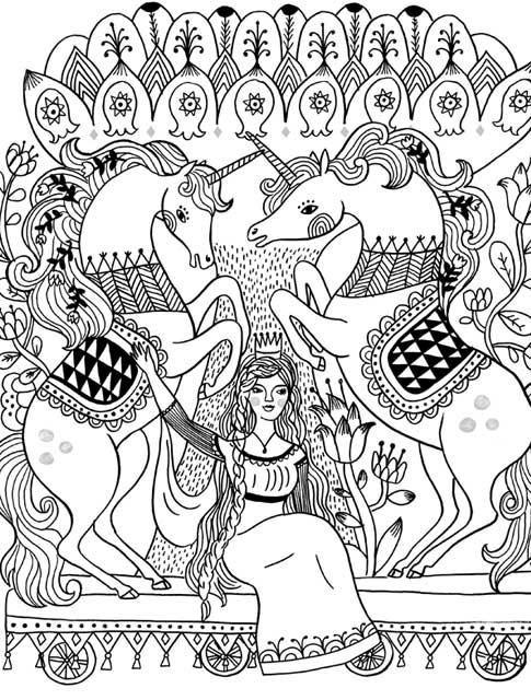 sarah walsh coloring - Bing Images