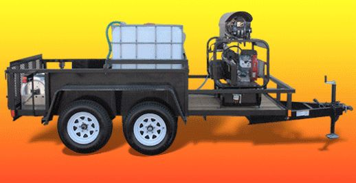 Pressure Works Inc. Greenville | Trailers/Pressure Washer Chemicals | Pressure Washing Parts | Pressure Washing Accessories