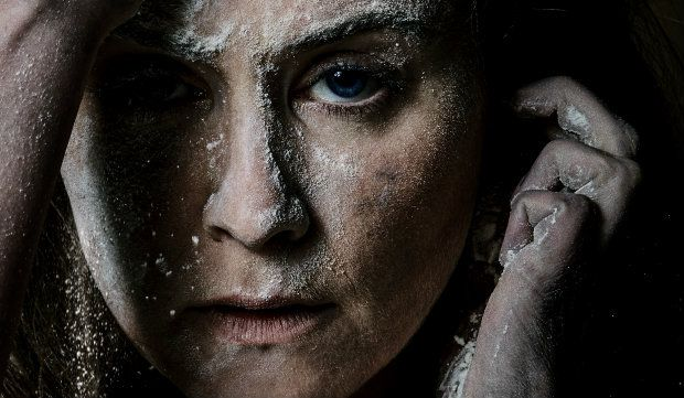 Theatre: Knives in Hens  Director Yaël Farber makes her Donmar debut with the first major revival of David Harrower's modern classic