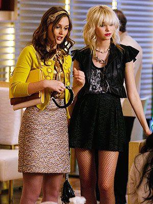 Episode 225 - Gossip Girl Season Two: Get the Look - Movie & TV Fashion - Fashion