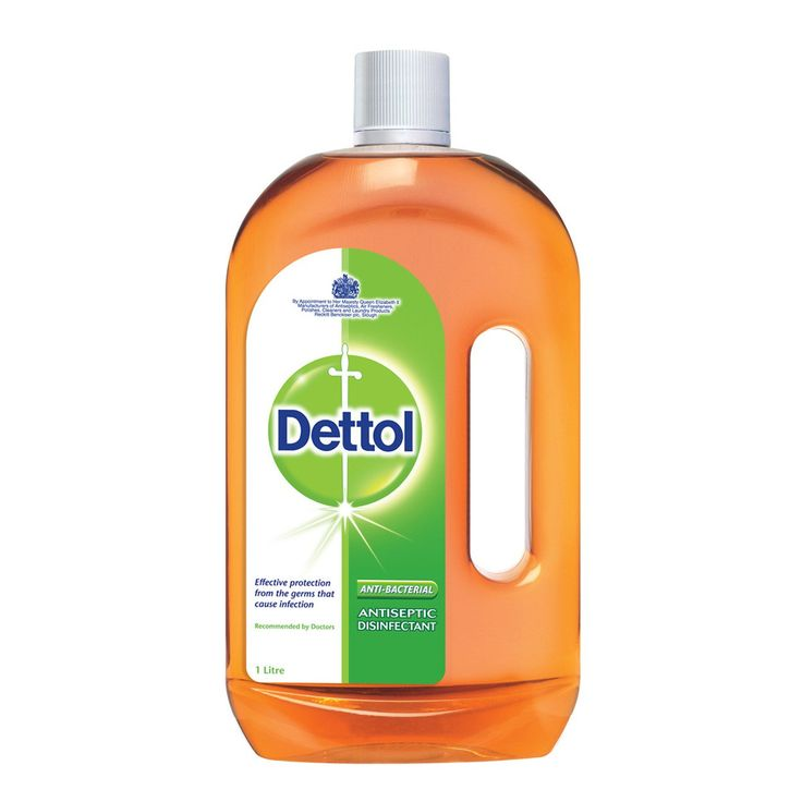 Dettol has been trusted by medical professionals for generations to kill germs & protect family health.