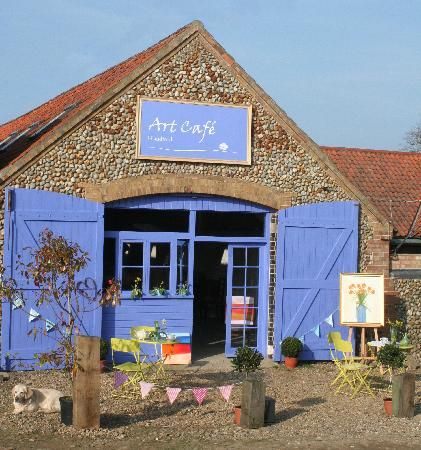 Art Cafe near Holt North Norfolk